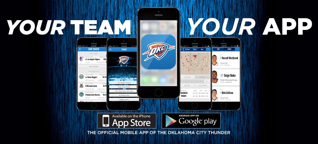 Thunder app